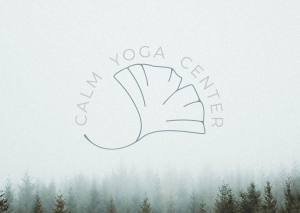 Identidad Corporativa Centro de yoga y meditación